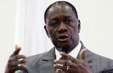 Lực lượng của ông Ouattara đã đóng cửa biên giới