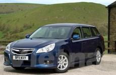 Hãng Subaru giới thiệu mẫu Legacy ES Nav ở Anh