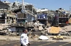 45 người thiệt mạng do bão và lốc xoáy tại Mỹ