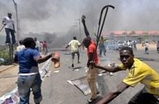 Bạo lực bùng phát sau bầu cử Tổng thống Nigeria