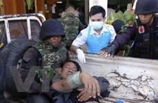 Binh sĩ Campuchia và Thái Lan tiếp tục giao tranh