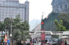 Đoàn UBTV Quốc hội khảo sát biên giới ở Lạng Sơn