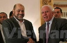 Các phe phái ở Palestine ký thoả thuận hòa giải