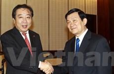 """""""ODA của Nhật đóng góp thiết thực vào phát triển"""""""