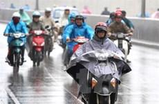 Miền Bắc có mưa do ảnh hưởng của không khí lạnh