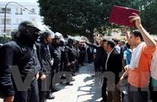 Chính phủ Tunisia áp đặt lệnh giới nghiêm ở thủ đô