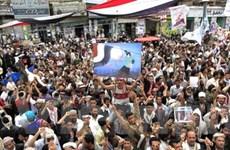 Người biểu tình ở Yemen bác kế hoạch của GCC