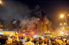 Ai Cập: Gia tăng thương vong vì xung đột tôn giáo