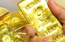 Hợp chất lạ trong vàng miếng có thể là vonfram