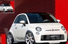 Fiat 500 là mẫu xe chạy trong thành phố tốt nhất