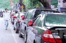 Hà Nội sẽ xây 50 bãi đỗ xe trong khu vực nội đô