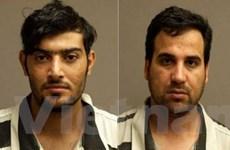 Giới chức Mỹ bắt 2 nghi can khủng bố người Iraq