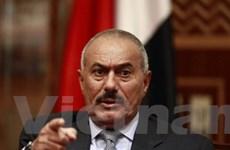 Phe đối lập tấn công dinh thự Tổng thống Yemen