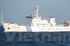 Phê phán việc làm sai trái của các tàu hải giám TQ