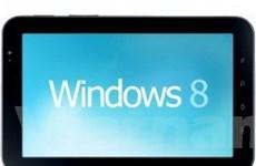 Microsoft sắp ra máy tính bảng chạy Windows 8?
