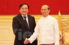 VN luôn coi trọng hợp tác nhiều mặt với Myanmar