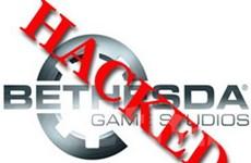 Tin tặc tấn công mạng game Bethesda Softworks