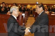 Tăng cường quan hệ Việt-Lào trong thời kỳ mới