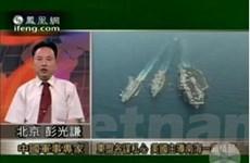 """Tướng Trung Quốc dọa cho Việt Nam """"một bài học"""""""