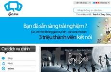 Mạng go.vn ra mắt phiên bản điện thoại di động