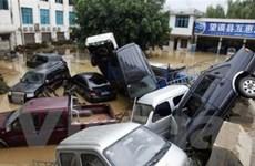 Tai nạn, thiên tai gây nhiều thiệt hại ở Trung Quốc