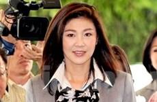 Những hình ảnh về nữ Thủ tướng Thái tương lai