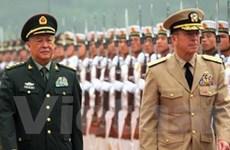 Tướng Mỹ trao đổi với Trung Quốc về Biển Đông