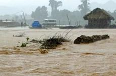 Mưa lũ gây nhiều thiệt hại tại vùng núi Lào Cai