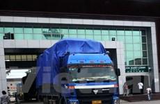 Tăng cường dịch vụ thương mại biên giới Việt-Trung