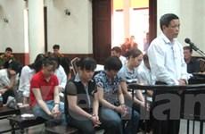 2 án chung thân trong vụ án rút ruột BIDV Đông Đô