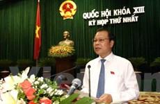 Trình Quốc hội duyệt quyết toán ngân sách 2009