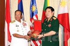 Hải quân ASEAN cần hợp tác về vấn đề Biển Đông