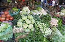 Nguồn cung thấp khiến giá rau ở Hà Nội tăng mạnh