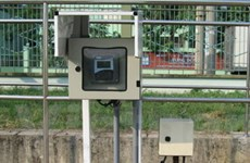 Bình Dương lắp camera giám sát chống xả thải trộm