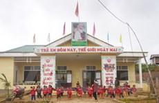 Bà con Pa Cô, Vân Kiều hiến đất xây trường học