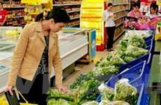 Giá các mặt hàng thực phẩm tại Hà Nội đã hạ nhiệt