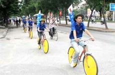 Đẩy mạnh xây dựng văn hóa giao thông ở giới trẻ