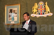 Kỷ niệm Quốc khánh 2/9 tại Bangladesh, Australia