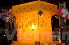 Đèn kéo quân kỷ lục trong Lễ hội Trung Thu 2011