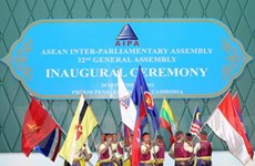 Campuchia: Khai mạc Đại hội đồng AIPA lần thứ 32
