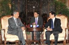 Mở rộng, làm sâu sắc hơn quan hệ VN-Singapore