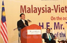 Chủ tịch nước dự diễn đàn DN Việt Nam-Malaysia