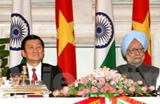 Chính phủ Việt Nam-Ấn Độ ký 6 văn kiện hợp tác