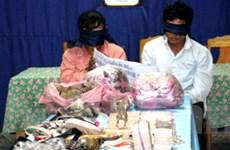 Triệt phá đường dây buôn ma túy lớn từ Lào về VN