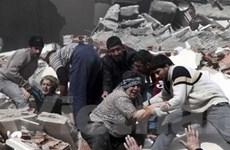 """""""Động đất tại Thổ Nhĩ Kỳ làm 1.000 người chết"""""""