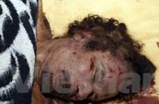 NTC: Những kẻ sát hại Gaddafi sẽ bị đưa ra xét xử