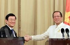 Thông cáo chung hai nước Việt Nam-Philippines