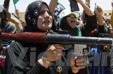 "Tòa án Arập Xêút xét xử ""Quý bà al-Qaeda"""