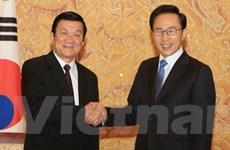 Làm sâu sắc hơn hợp tác chiến lược VN-Hàn Quốc