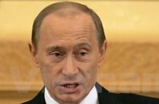 """Thủ tướng Nga kêu gọi """"kiềm chế"""" về vấn đề Syria"""